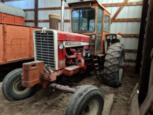 Vintage Farm Machinery Auction @ Rural Ionia, Iowa