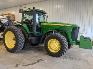 Farm Machinery Retirement Auction Tom & Linda Lorenzen @ Glenville, Minnesota