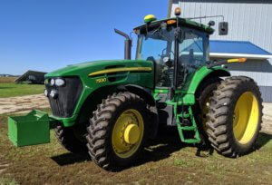 Brian Nack Estate Farm Machinery Auction @ Nack Farm