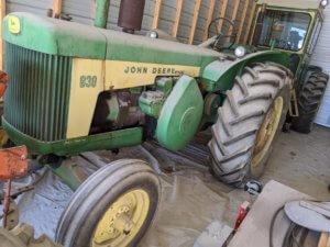 July Ag, Old Iron & Auto Auction @ Fox Auction Yard