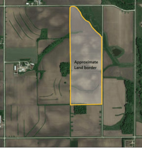 102.5 Acre Mitchell County Land Auction @ Online Only