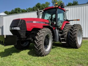 Farm Machinery Retirement Auction for Orland Bartz @ Rural Grafton Iowa