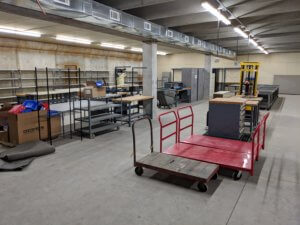 Industrial Shop & Office Surplus Auction @ 1580 15th Street SW Mason City, Iowa