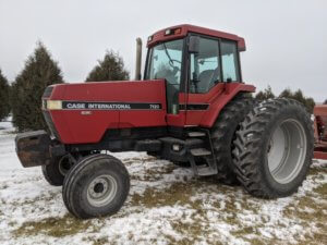 March Online-Only Farm, Livestock & Industrial Equipment Auction @ Various locations in North Iowa