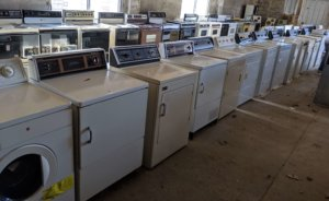 POSTPONED TO MAY 4TH! NOS Appliance, Electric Motor and Vehicle Auction for Bullis Appliance @ 1620 Main Street Osage, Iowa